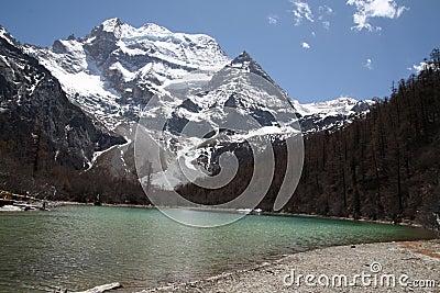 Tibet Pearl Lake