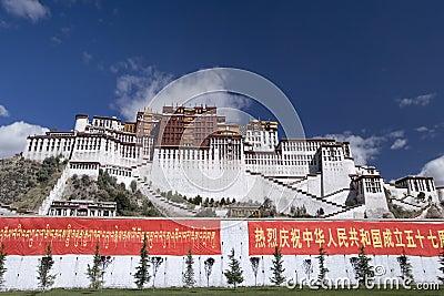 Tibet - Potala Palace