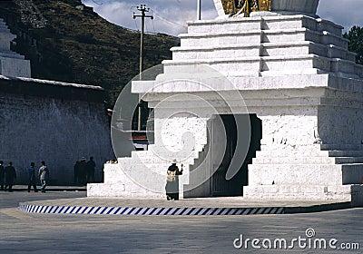 Tibet religii.