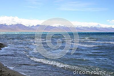 Tibet s Nam Co Lake