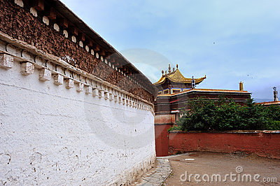 Tibet Tample