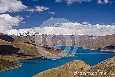 Tibet - Yamdrok High Pass - China
