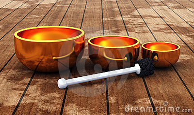 Tibet - ZEN Singing Bowl 01