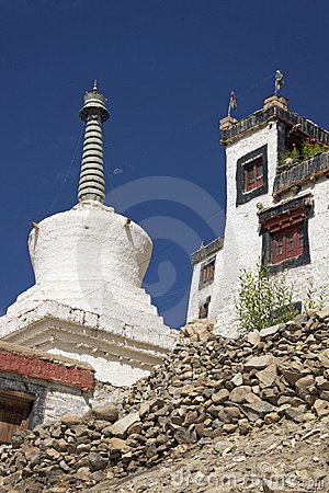 Tibetan Architecture in Ladakh