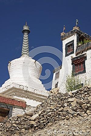 Tibetan Architecture in Ladakh