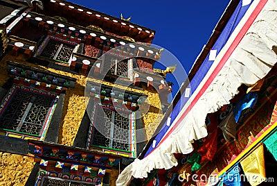 Tibetan Architecture-temples
