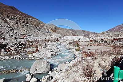 Tibetan border