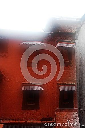 Free Tibetan  Building Stock Photography - 6795142