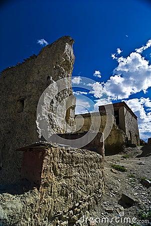 Free Tibetan Castle Stock Photo - 6560900
