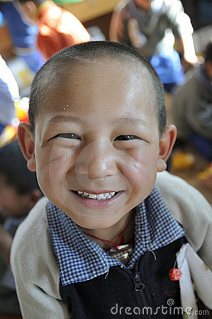 Tibetan Children s Village Editorial Photo