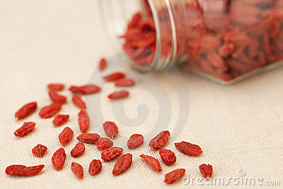 Tibetan goji berries (wolfberries)