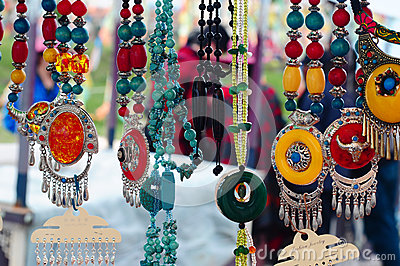Tibetan Jewelries
