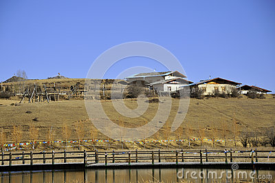 Tibetan residential