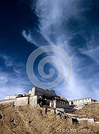 Free Tibetan Temple Stock Photos - 14393863