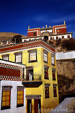 Free Tibetan Temple Stock Photos - 4775783