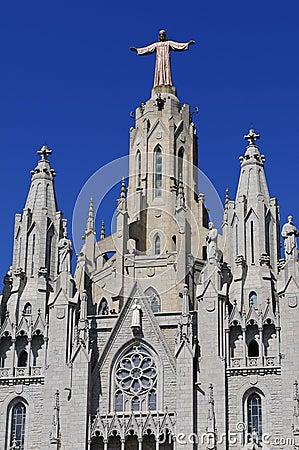 Free Tibidabo In Barcelona Stock Image - 14098071