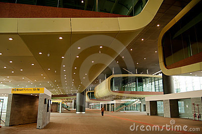 Tiburtina high-speed train station Editorial Image