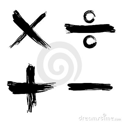 Tick, cross, positive, negative web icon