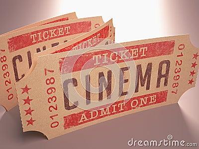 Ticket Cinema