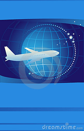 Ticket on international airlines