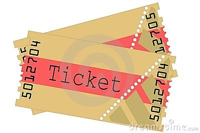 Tickets, illustration