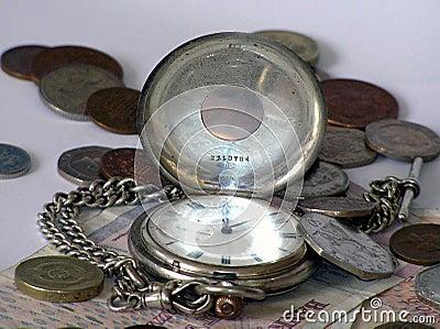 Tid för pengar s