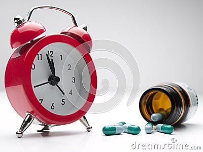 Tid för medicinen