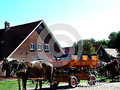 Tideland-wagon
