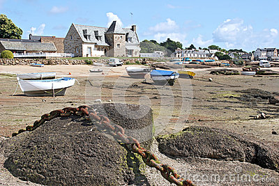 Tides in Brittany