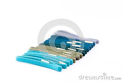 Tidy scrunchies