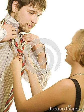 Free Tie Stock Image - 4440631