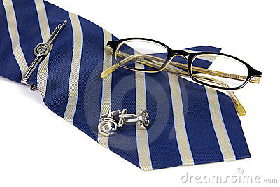 Tie and accessory