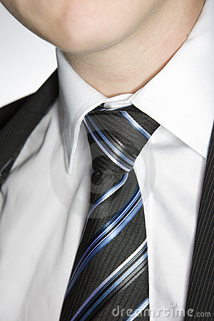 Free Tie Close Up Royalty Free Stock Images - 8686849