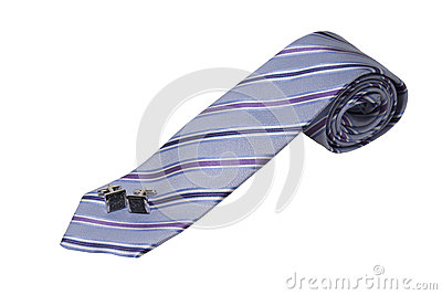 Tie and Cuff Links
