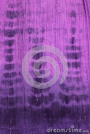 Tie dye textile