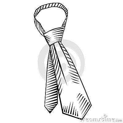 Tie (vector)