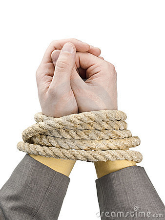 Tied Hand