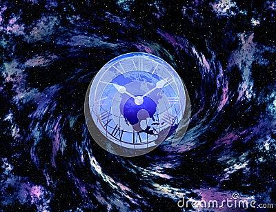 Tiempo de espacio