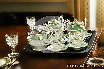 Tiempo del té