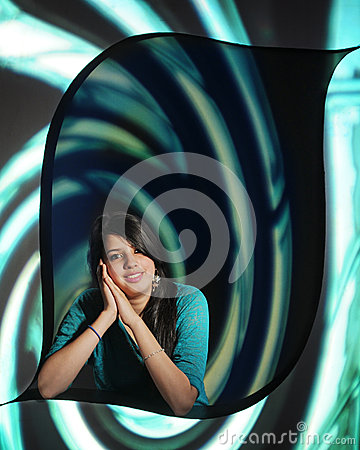 Tiener in een Spiraal