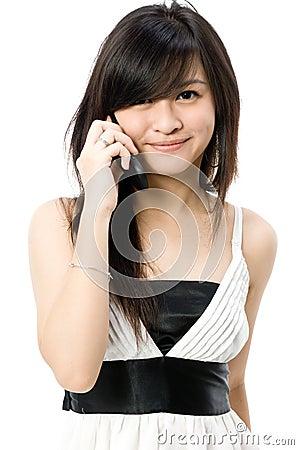 Tiener met Telefoon