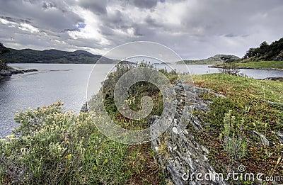 Tierra Del Fuego, Ushuaia. Argentina