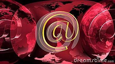 Tierra y correo electrónico