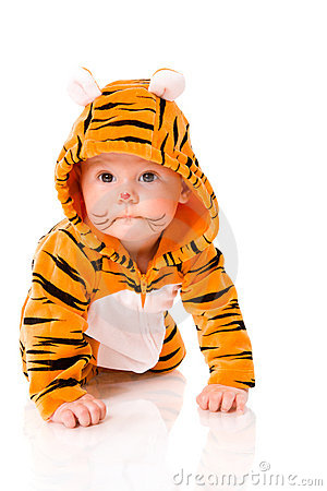 Free Tiger Baby Stock Photos - 10231223