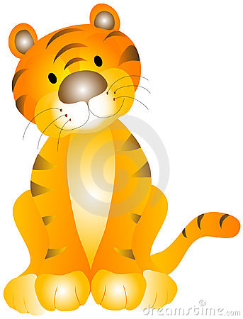Free Tiger Baby Stock Images - 1444904