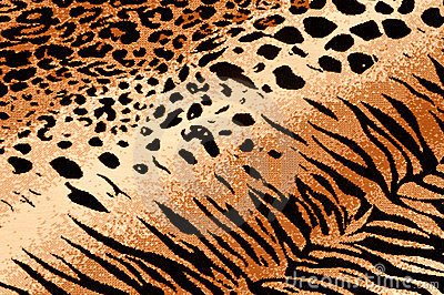 tiger-cheetah-print-background