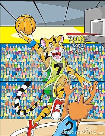 Tiger Dunk