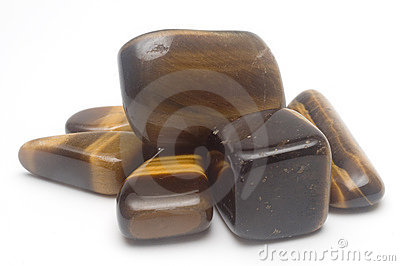 Tiger Eye Semiprecious Gemston