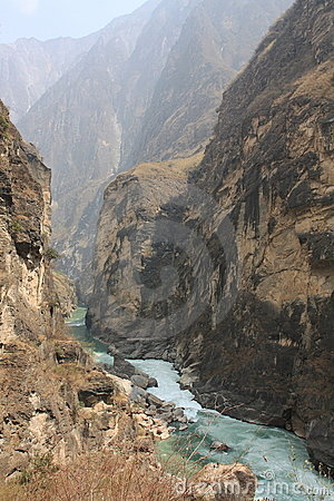 The Tiger-Leaping Gorge