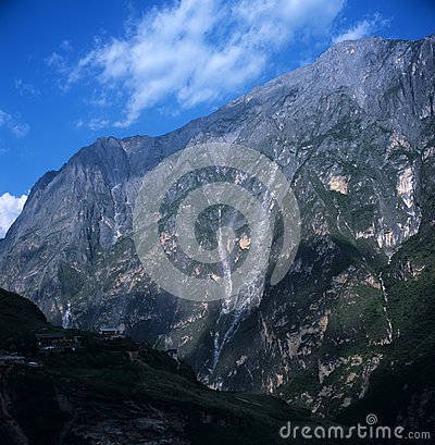 Tiger Leaping Gorge Valley